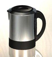 0.5L green mini travel electric kettle