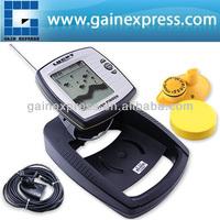 2-in-1 Portable Wireless Boat Fish Finder Sonar Sensor Contour Alarm Fishfinder