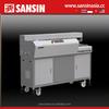 sansin 976 A3 automatic glue binder machine
