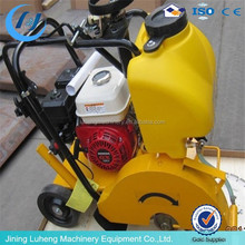 High quality concrete cutting machine , concrete cutter , concrete road saw LH-500 for sale