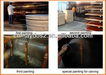 Maydos 2K Polyurethane Color Wood Varnish For Children's Furniture (Thinner,Hardener Needed)