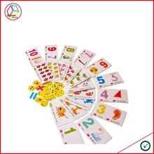 High Quality Educational Flash Cards Printing