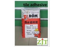 White Ceramic Tile Adhesive