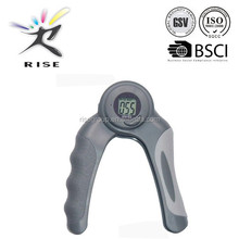 Gym hand grip/Hand Grip Digital LCD Display Ergonomic Muscle Strength Training Device Calories Counter