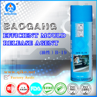 Silicone Form release agent /Parting agent Silicone spray B-19
