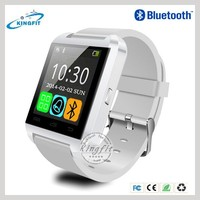 New!!!High Fashion Bluetooth Smart Watch Mobile Phone U8 Watch Cell