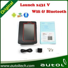 Original Launch X431 V (X431 Pro) + Mini WIFI printer as gift Wifi/Bluetooth Tablet Full System Diagnostic Tool x-431 v DHL free
