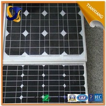 factory price direct sale 50w solar panel
