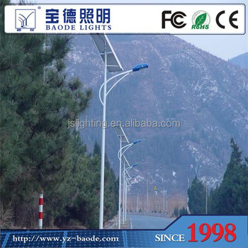 Highest cost performance 4m-15m 20W-200W LED street light&solar street light IP67 for China best manufacturer