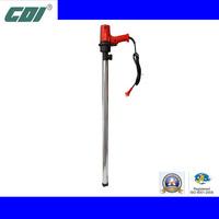 Portable AC 220V Plastic Electric Barrel Oil Pump