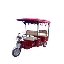 battery operated rickshaw for export