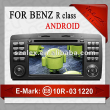 Car dvd gps for Mercedes Benz R Class W251 R280 R320 R350 R500
