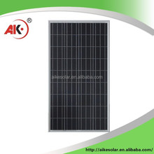 120W AIke poly solar module high quality