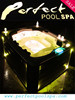 budget spa model and pop-up tv outdoor spa