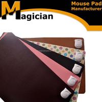 promotion gift USB hub large heating mouse pad
