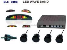 DLS-300B Rainbow LED Parking Sensor System with 4/6/8 Sensors
