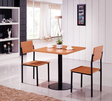 E0732 sample dining table and chair/ modern wooden dining table/dining room table wood