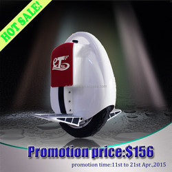 Promotion hot sale one wheel balancing electric unicycle scooter