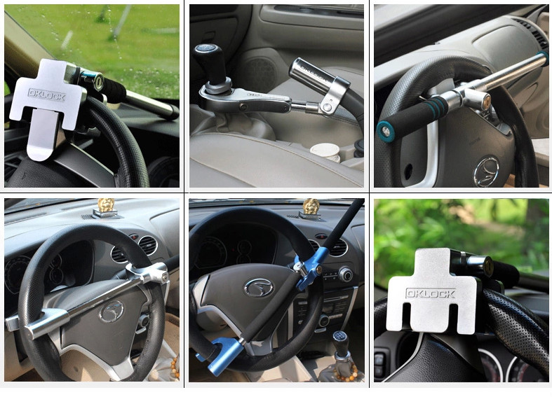 baseball bat steering wheel lock P1