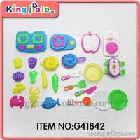 Top quality nice design funny mini kitchen set toy