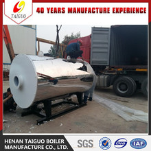 YGL Coal Biomass Fired Thermal oil boiler, Coal Fired Thermal Oil Heater