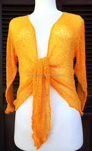 Bali Fancy Knit Shrug - Top selling