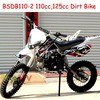 110CC DIRT BIKE 125CC PIT BIKE Adults Sport Motorcycles for Sale