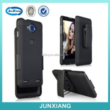 Alibaba Supplier ,holster combo case for zte blade L3 plus