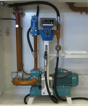 Mining Pumping Package, Refueling Equipment