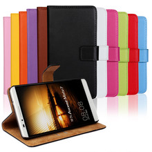 Free DHL EMS Custom Logo For Mate 7 Vintage Business Promotional Cover Case For Huawei Ascend Mate 7