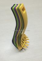 Innovative 6pcs Colorful Standing Nylon Kitchen Utensil