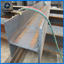 Prefabricated Steel Structure Workshop 100 x100,125 x125,150*150, 300x300, Hot Rolled Carbon Steel H Beam