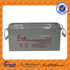 Maintenance free 2 volt seried 12volt sealed lead acid deep cycle battery 150ah