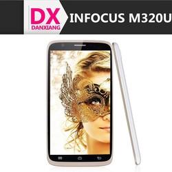 5.5inch InFocus M320u Android 4.2 MTK6592 Octa Core Mobile Phones 2GB/8GB Unlocked WCDMA GPS Smartphone