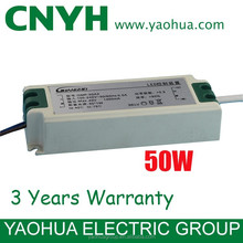 High quality 50W led power supply constant current led driver for led ceiling lamp & led down light