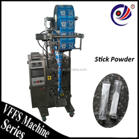 stick instant coffee filling and packaging machine
