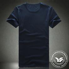 100 grams hot sale 100% organic cotton manufacturer men designer brand t shirt