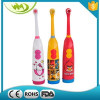 made in china factory manufacturering battery powered toothbrush