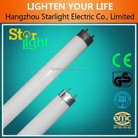 HOT SALE T8 Fluorescent tube 10W/15W/18W/36W/58W