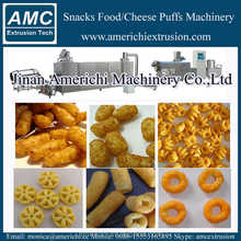 CE Certificate chips and corn snacks production line/extruder