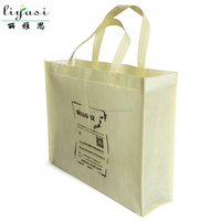 Environmental Nonwoven Advertisement Handbag,Hot Fashion Gift Bag,Promotional Shopping Tote Bag