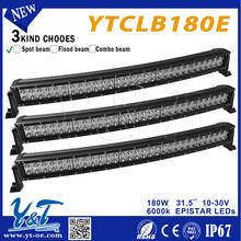 2012 NEW PRODUCT 180w 12v led light bar hot products