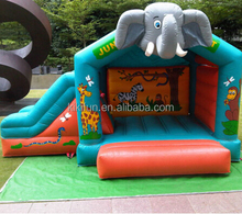 2015 popular 0.55mm bounce houses, inflatables, inflatable bouncers, inflatable slides with discount and free shipping