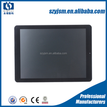 9.7 Inch tablet pc Quad Core Mini PC, 3G Phone Call, G-Sensor, GPS, Metal Silver votop
