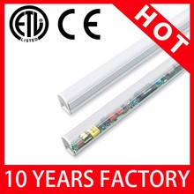 High Lumen 1200mm Integrated T5 LED Tube 18w SMD2835 With Factory Price 1FT/2FT/3FT/4FT