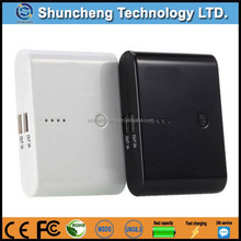 High quality shenzhen wholesale power bank 12000mah mobile auto power travel charger
