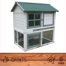 DFPETS Easy Clean Rabbit Cage With Pull-out Tray DFR1401