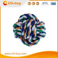 Camouflage Round Cotton Rope Monkey Fist Cat Dog Plaything