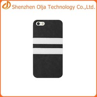 Double color paste skin phone case for iphone 5s,for iphone 5 case,leather back cover case for apple iphone 5