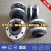 Customized rubber compensator with flange